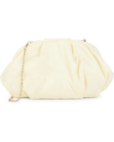 Żółta torebka na łańcuszku La Regale