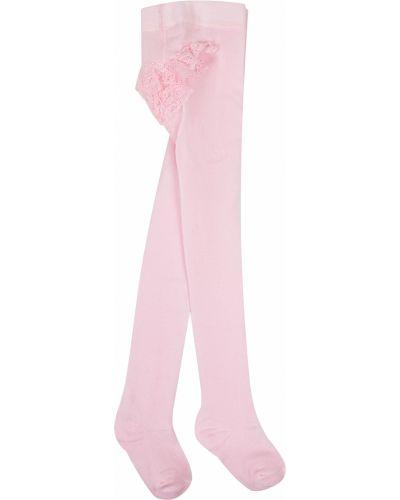 Розовые колготки Mayoral