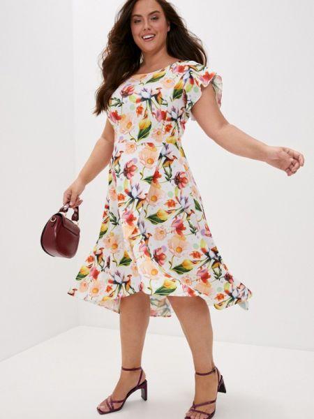 Платье - белое Lamiavita