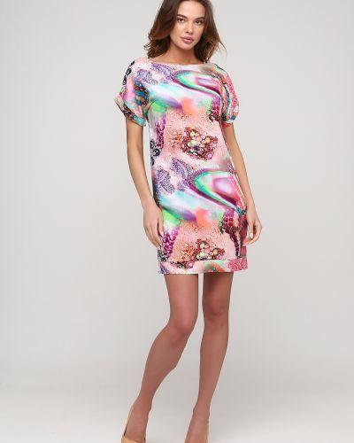 Платье свободного кроя Niktan
