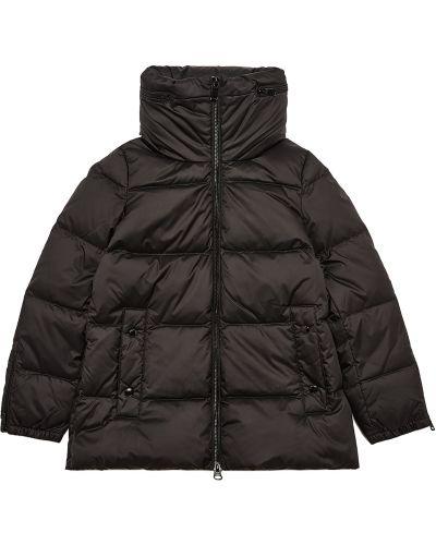 Куртка из полиэстера - белая Geox