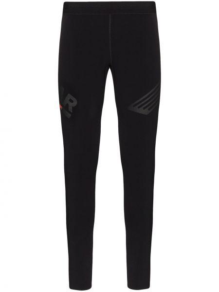 Черные спортивные брюки Soar