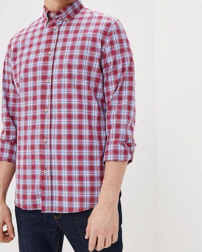 Розовая рубашка с длинным рукавом United Colors Of Benetton