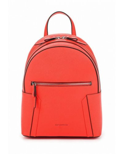 Красный рюкзак Cromia