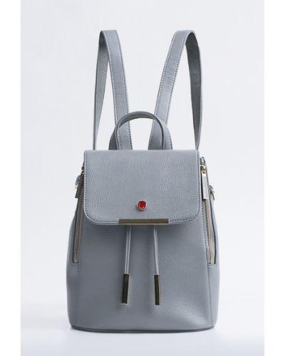 Серый рюкзак с отделениями Monnari
