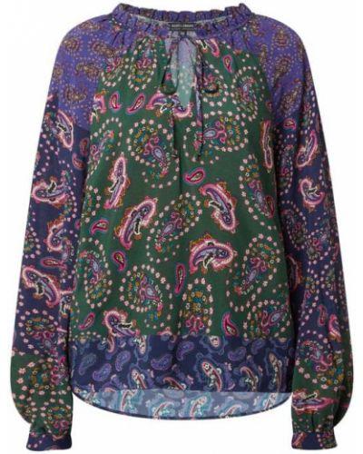 Różowa bluzka z wiskozy Risy & Jerfs