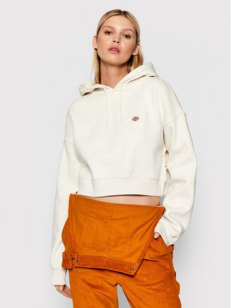 Bluza - biała Dickies