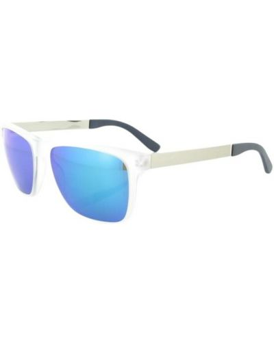 Białe okulary Tommy Hilfiger