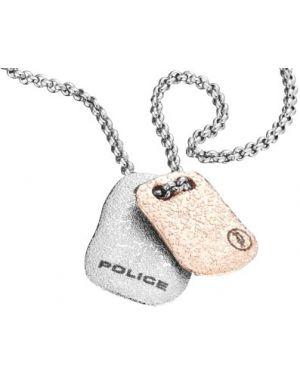 Медальон с декоративной отделкой с подвесками Police