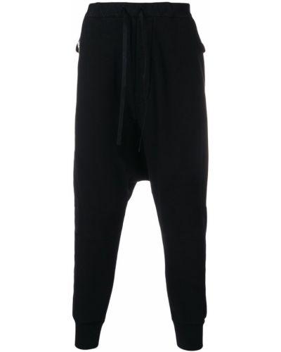 Спортивные брюки черные Unravel Project