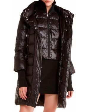 Куртка демисезонная черная Patrizia Pepe