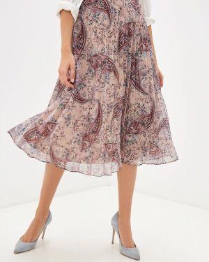 Платье плиссированное осеннее Lusio