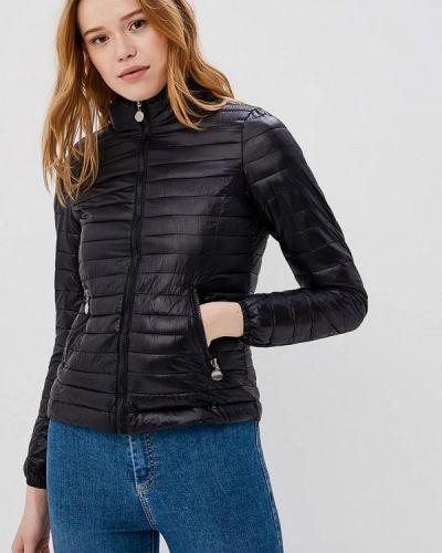 Черная утепленная куртка Z-design