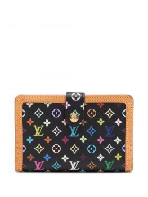 Portfel skórzany - czarny Louis Vuitton