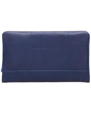 Клатч синий металлический Lakestone