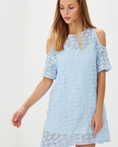 Платье с открытыми плечами весеннее H:connect
