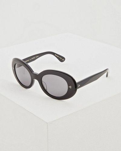 Солнцезащитные очки 2019 круглые Oliver Peoples