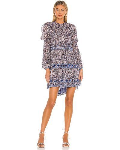 Восточное платье с подкладкой из вискозы Saylor