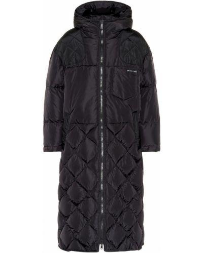 Стеганое пальто био пух пальто Prada