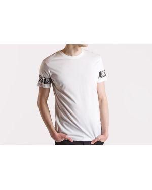 T-shirt z printem Alpha Industries