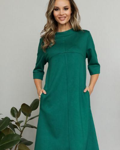 С рукавами платье с карманами 60-х годов Ellcora