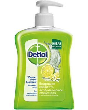 Мыло Dettol