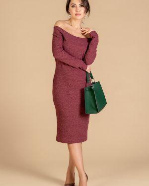 Платье в рубчик Eliseeva Olesya