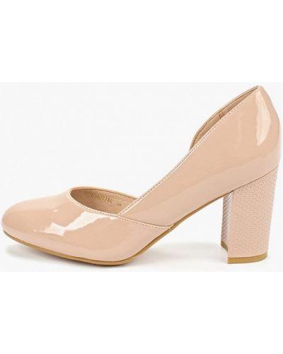 Кожаные туфли бежевый T.taccardi