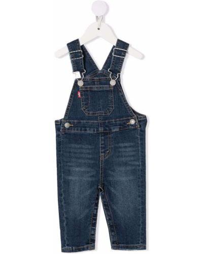 Niebieskie jeansy Levis Kids