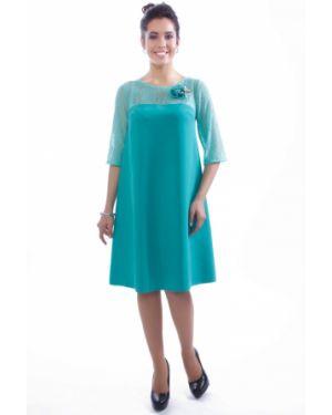 Вечернее платье платье-сарафан с вырезом Wisell