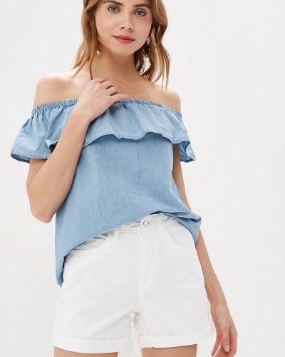 Блузка с открытыми плечами весенний Vero Moda