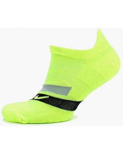 Зеленые носки Nike