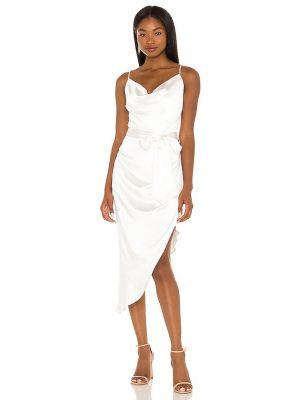 Платье атласное Elliatt