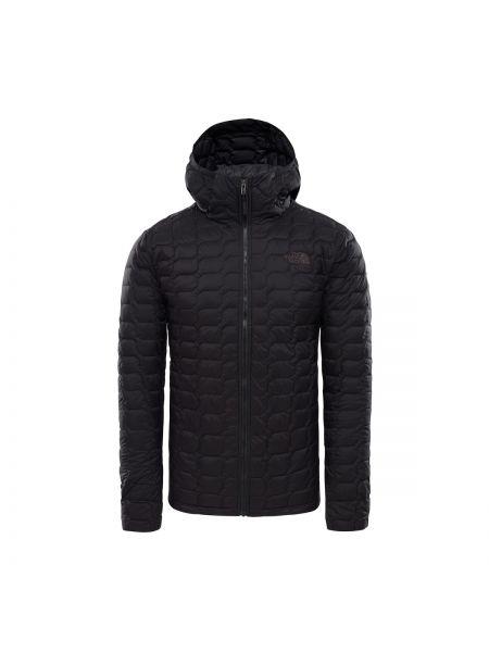 Куртка с капюшоном демисезонная стеганая The North Face