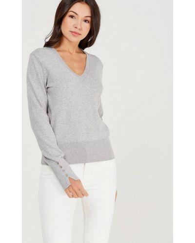 Серый пуловер United Colors Of Benetton