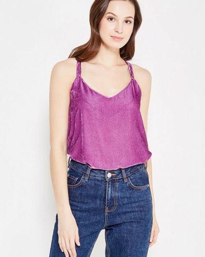 Топ - фиолетовый Sack's