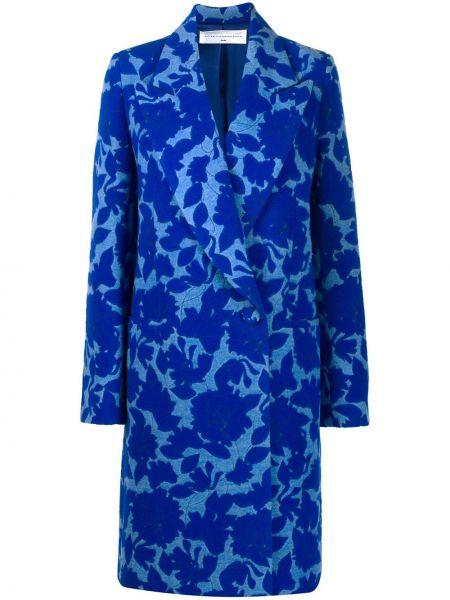 Пальто пальто жаккардовое Victoria, Victoria Beckham