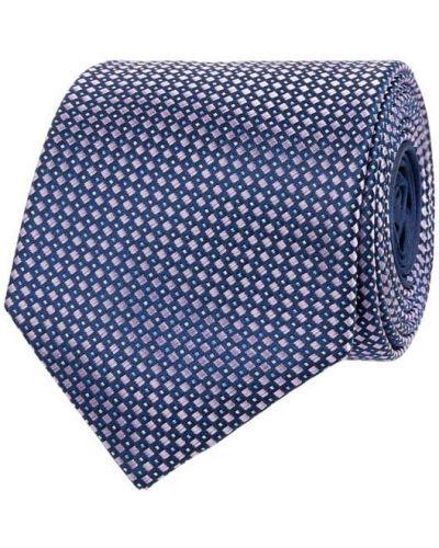 Klasyczny krawat - fioletowy Christian Berg Men
