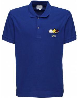 Koszula krótkie z krótkim rękawem klasyczna z kołnierzem Lacoste