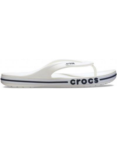 Ортопедические вьетнамки - белые Crocs