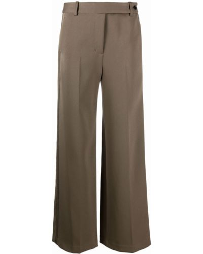 Широкие брюки - коричневые 3.1 Phillip Lim