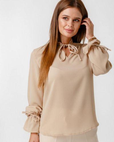 Блузка бежевый Lilove