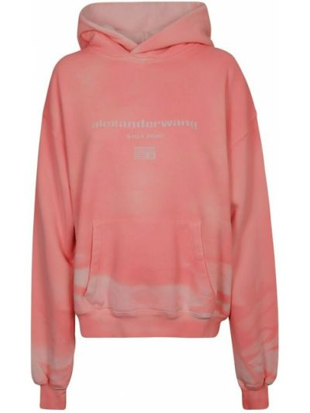 Różowy sweter Alexander Wang