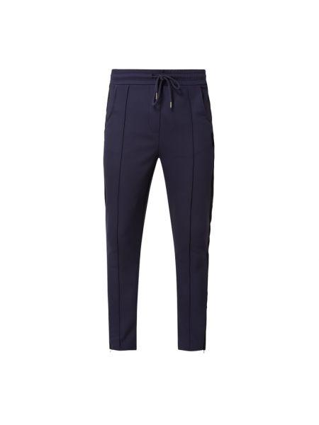 Spodnie bawełniane - niebieskie Be Edgy