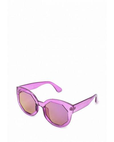 Фиолетовые солнцезащитные очки Kawaii Factory