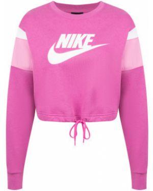 Джемпер укороченный спортивный Nike