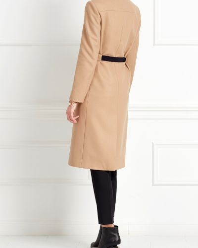 Пальто шерстяное пальто Jil Sander Navy