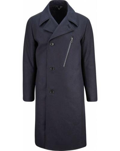 Płaszcz - niebieski J.lindeberg