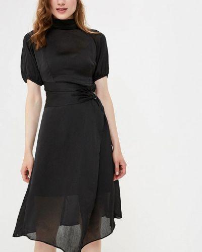 Черное платье Lost Ink.