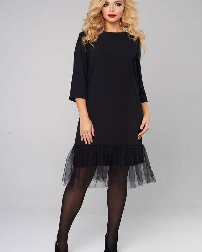 Вечернее платье из фатина миди Mari-line